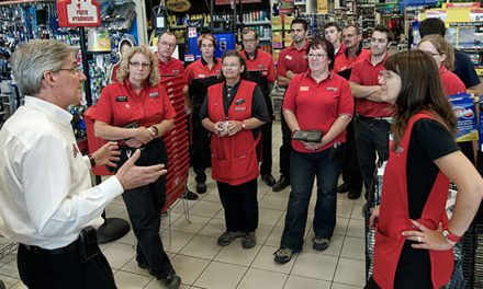 Canadian Tire Offers Special Support Program For Employees