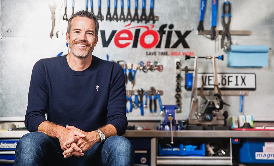 Conversation With Velofix's CEO Chris Guillemet