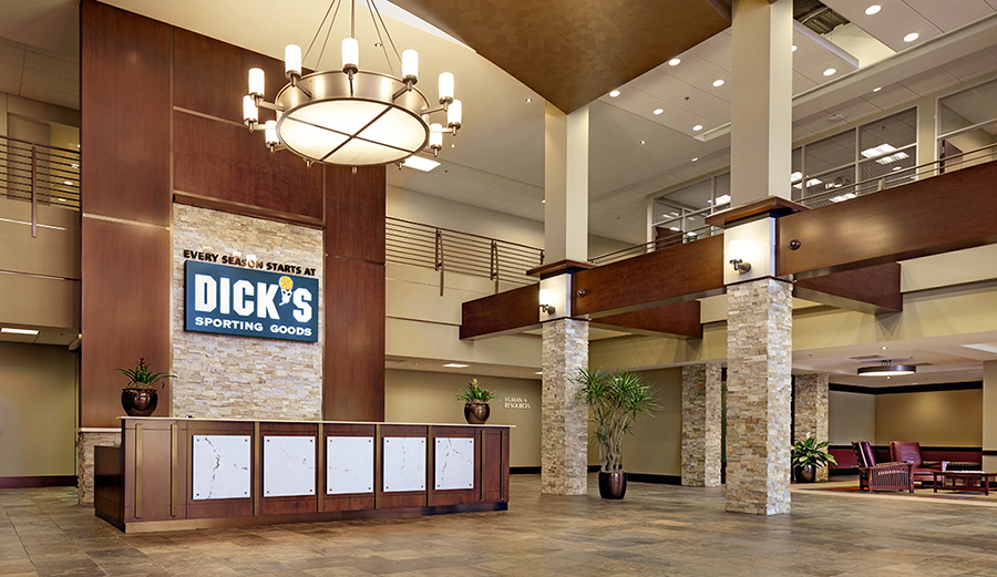 Dick's Sporting Goods Cuts Salaries And Expenses, Suspends Stock Buybacks