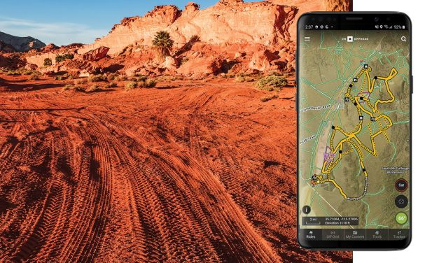 onX Offroad App Becomes The Official Mint 400 GPS Mapping Partner
