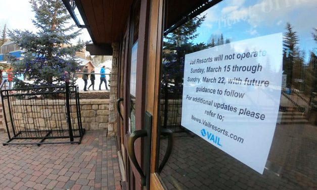Coronavirus Closes Ski Resorts