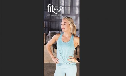 Carrie Underwood Launches Fit52 Fitness App