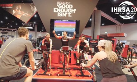IHRSA Commits To March Show In San Diego