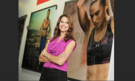 Under Armour's Long-Time PR Chief Steps Down
