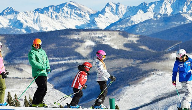 Vail Resorts CEO Talks Coronavirus, Snowfall, Lift Lines, M&A