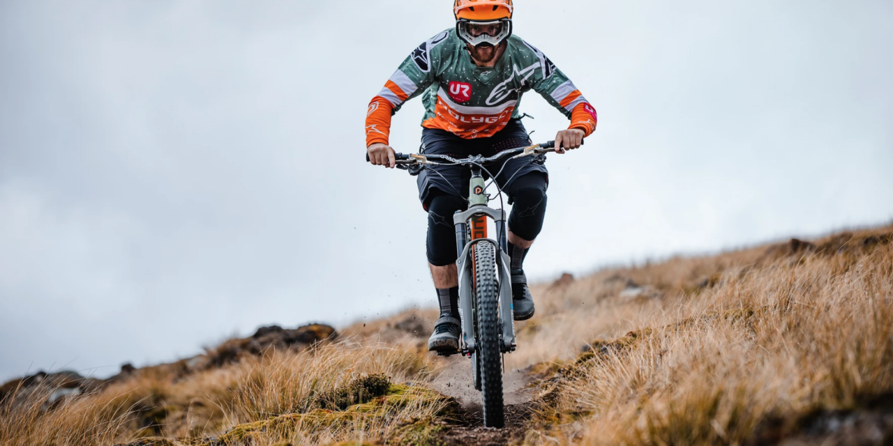 LEM Helmets Partners With Polygon UR Enduro Race Team