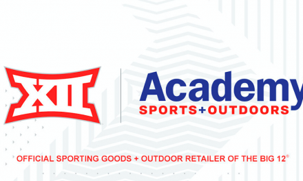 Academy Sports Partners With Big 12