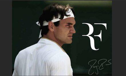 Roger Federer Gets RF Logo Back From Nike
