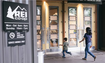 REI Retail Stores Closing Until March 27