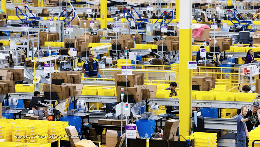 Amazon Warehouses Will Stop Accepting Non-Essential Items Amid Covid-19 Outbreak
