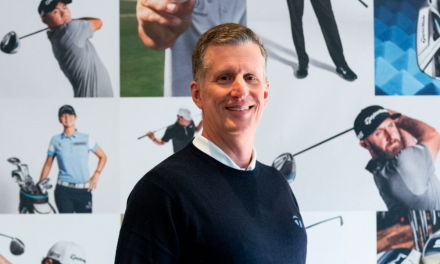 TaylorMade Golf Appoints New CFO