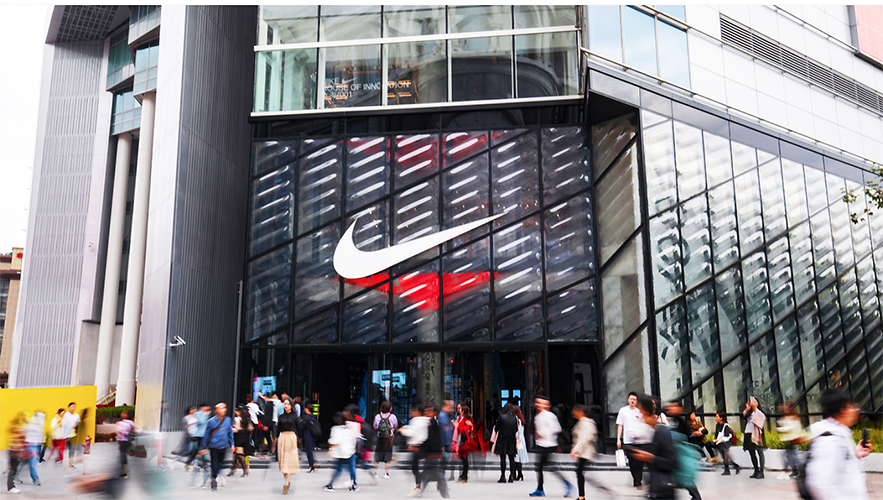 Nike Finds E-Commerce Blunts Coronavirus Hit On China Sales
