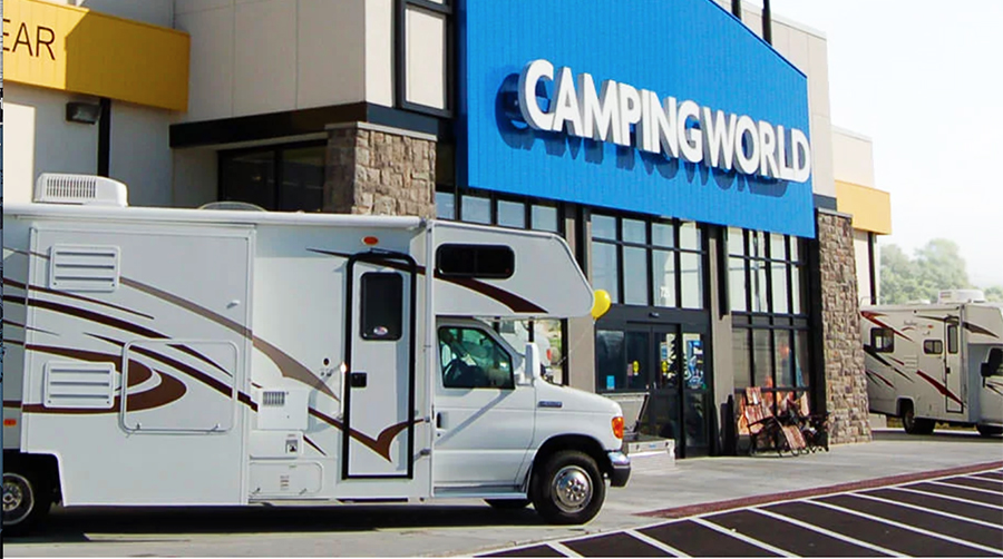 Camping World's Debt Ratings Lowered