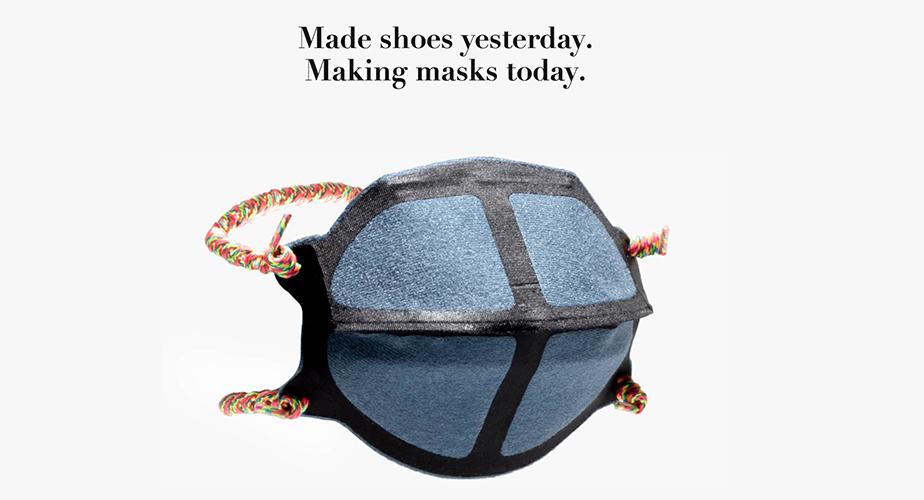 New Balance To Make Medical Masks