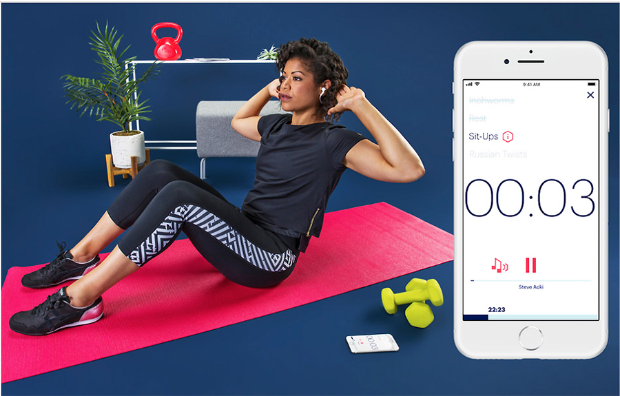 Asics Opens Access To Asics Studio Workout App