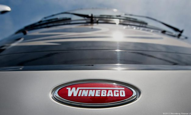 Winnebago Industries Sees 45 Percent Q2 Gain