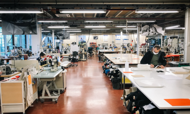 Salomon Annecy Design Center Pivots To Develop Face Masks