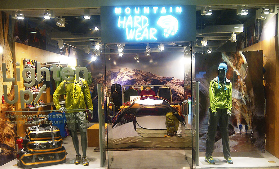 Mountain Hardwear Supports Retail Partners With Commission Program