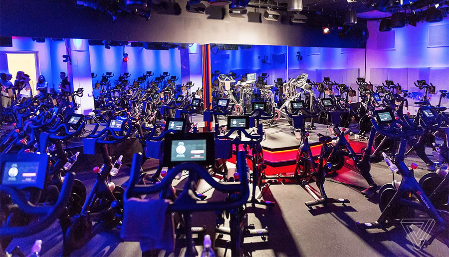 Peloton Cancels Live Classes After Employee Tests Positive For COVID-19