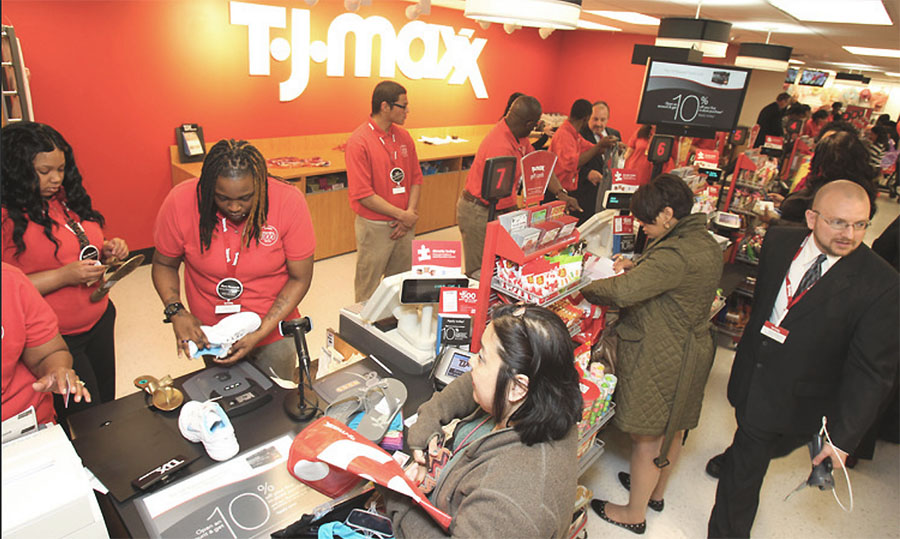 TJX To Furlough Most Stores, Distribution Center Employees