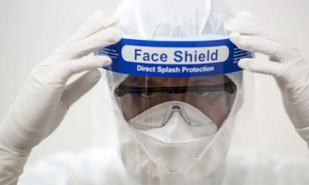 Utah Companies Partner To Produce Face Shields For Health Care Workers