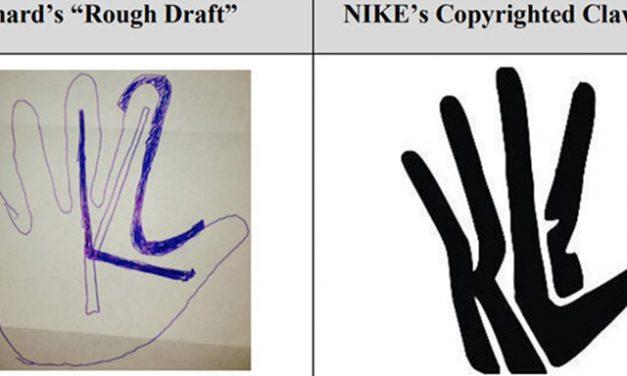 Kawhi Leonard Loses Copyright Suit Against Nike