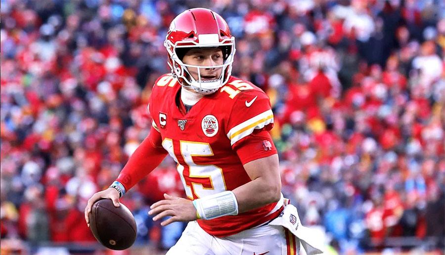 Patrick Mahomes Leads NFLPA's Top-Selling Jerseys List