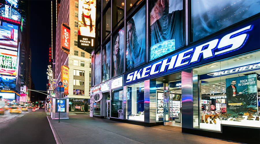 Skechers' Q1 Profits Slump On Pandemic's Spread