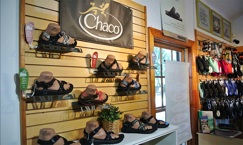 Chaco Footwear Launches Retail Support Program