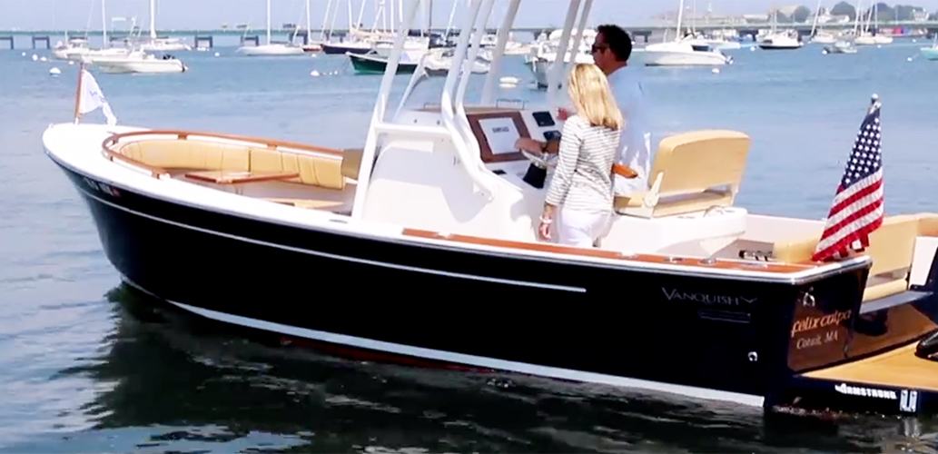 Century Boats Acquires Vanquish Boats