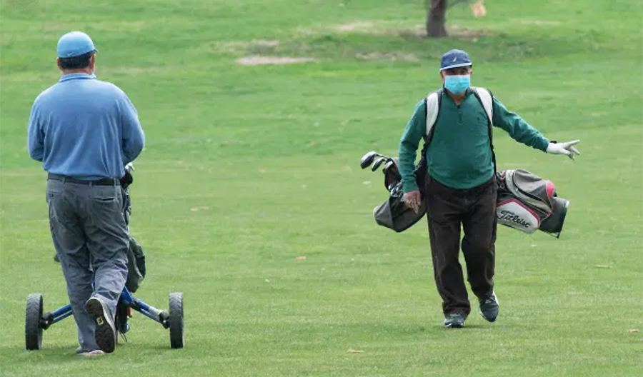 Half Of Golf Courses Open With More Likely To Resume Play Soon