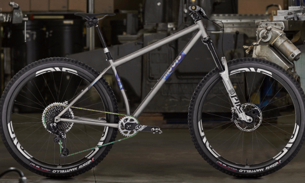 Moots Cycles Unveils The Womble
