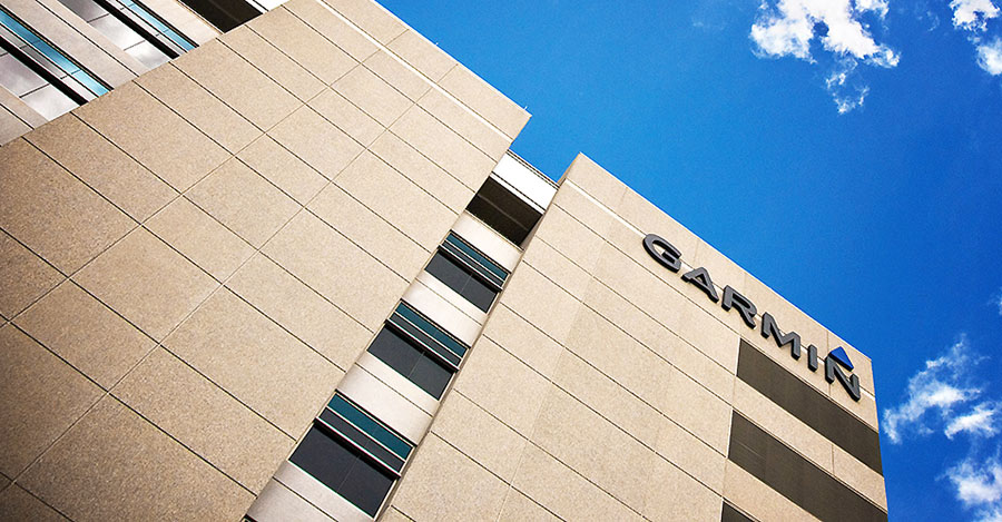 Garmin's Revenues Jump Double-Digits In Q1