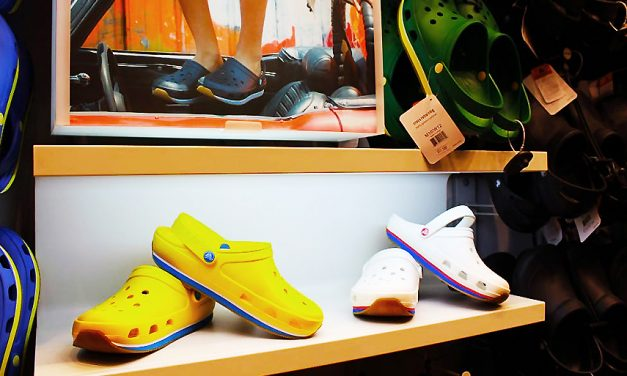Crocs Salvages Q1 But Increasingly Fierce Headwinds Loom