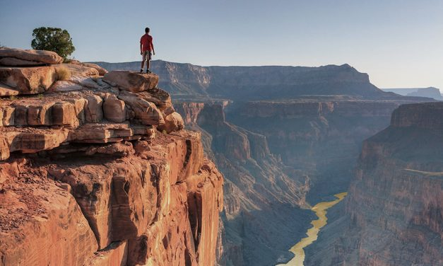 Grand Canyon National Park Closes