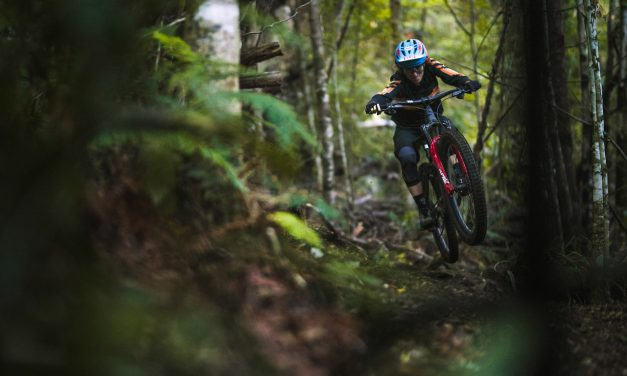 Dakine Launches Signature Women's Bike Apparel Collection With Professional Mountain Biker Casey Brown