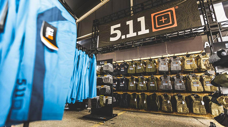 5.11 Reopens Retail Stores