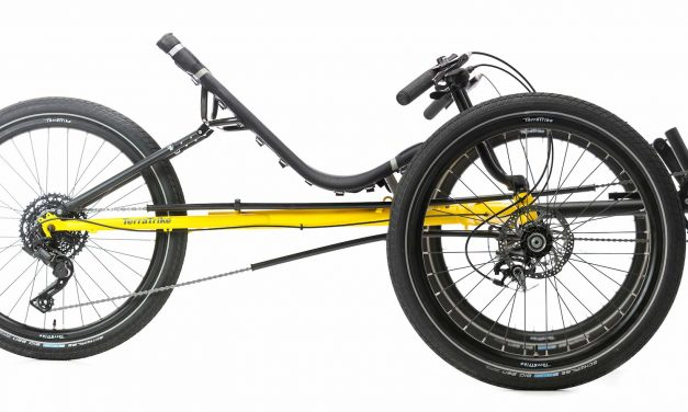 TerraTrike Debuts The All-New Rambler – A Wider Tracking, More Capable Gravel Adventure Trike