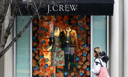 J. Crew Files For Chapter 11 Bankruptcy
