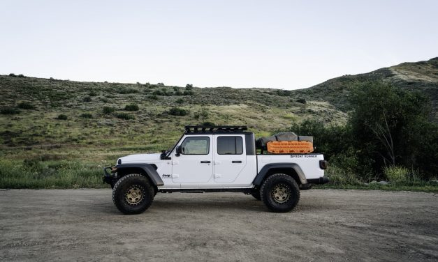 Front Runner Outfitters Offers New Racks For Jeep Gladiator