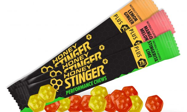Honey Stinger Elevates Fueling For Athletes With New PLUS+ Performance Chews
