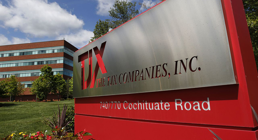 TJX's Q1 Sales Tumble 52.5 Percent