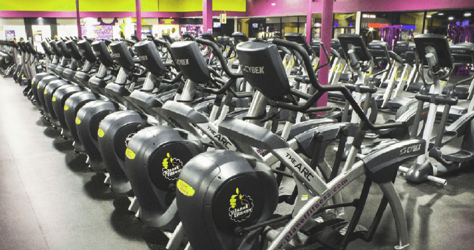Planet Fitness All Machines Off 54