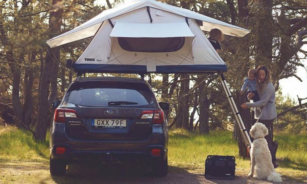 Rebranded Thule Tepui Rooftop Tents Are Now Available Along With The All New Thule Tepui Hybox Wedge