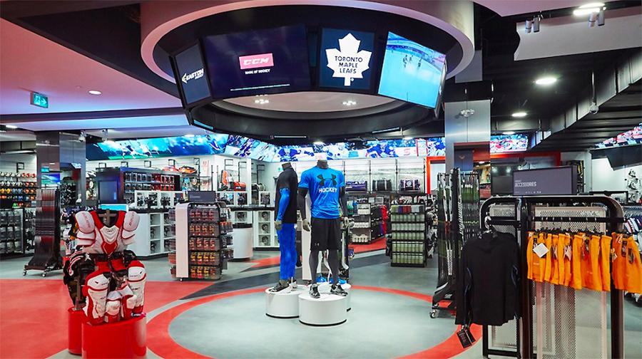 SportChek's Q1 Sales Slump 13.1 Percent