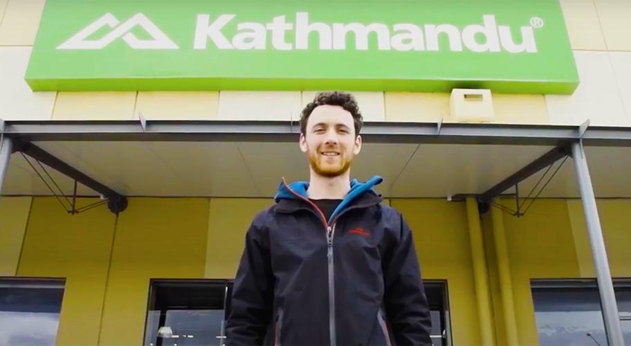 Kathmandu's Online Sales Surge