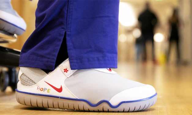 Nike To Donate Sneakers To Frontline Healthcare Workers