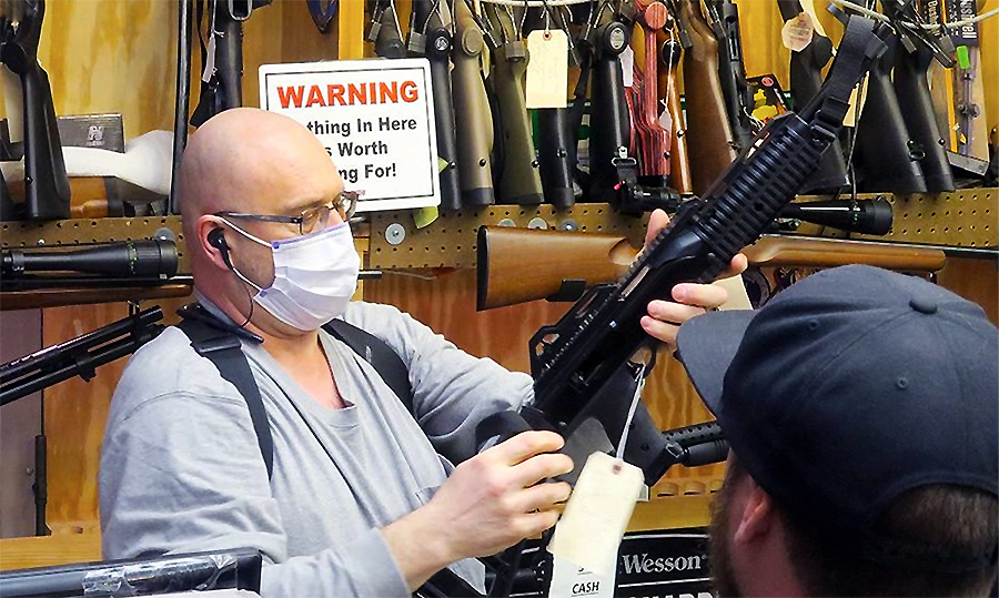 Ruger Sees Significant Acceleration In Gun Purchases Amid Pandemic