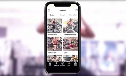 Gold's Gym Upgrades Gold's AMP Fitness App