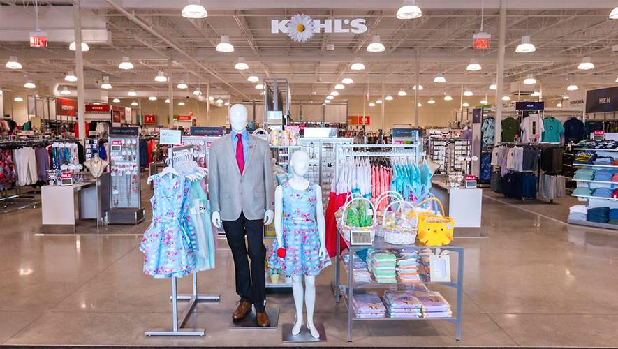 Kohl's Q1 Sales Tumble 41 Percent